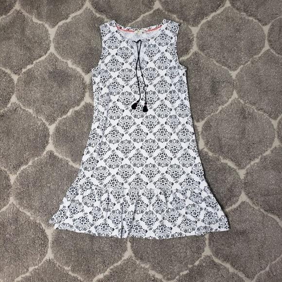 917ab6809af Boden Dresses & Skirts - Boden Arabella Jersey Floral Mini Dress 8R
